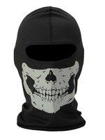 20 pcs/ lot Skull Motorcycle Cycling Ski Protective Hood Neck Balaclava Hat Full Face Mask Sport Masks For Halloween Party