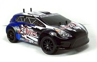 HSP RC cars 1/24th 1 24 Scale RC Electric Powered Short rally 94247 with 2.4G radio control