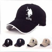 Hat Men Brand hat 100% cotton fashion male women's baseball cap sunbonnet  cap men