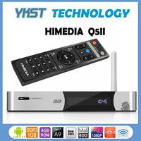 HIMEDIA Q5II Q5 TV Box ARM Cortex A9 Dual Core 1.6GHz 1GB RAM 4GB ROM Android 4.2 HDMI WIFI XBMC Included Remote Control