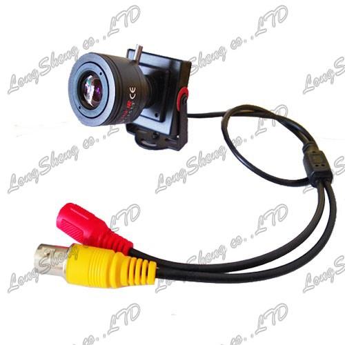 SONY CCD 600TVL Super HAD ZOOM Video Box CCTV Camera New Vari-Focal 6-15mm Adjust Lens(China (Mainland))