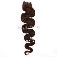 "12""-26""#6 6A Quality   hair 100% Unprocessed Virgin Peruvian Human Hair Weft Body Wave no tangle no shedding Free Shipping"