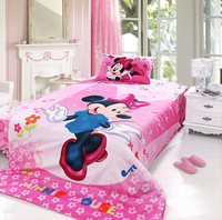 Wholesale of 100% cotton 3pcs student's bedding sets duvet cover bed sheets /bedclothes/comforter cover/quilt cover(DB139)