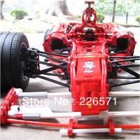 Without Original Box DECOOL 3333 1322pcs Large 1:10 Racing Car model block bricks building blocks sets educational children toys