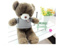 Free shipping 65CM lovely Soft  Stuffed Teddy bear  Plush Toy  for children &Girls  happy birthday  gift  valentine gift
