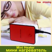 2013 New Arrive Fashion Portable Handheld Mini Heater Electronic Hand Heating Keep Warmer Free shipping Drop shipping