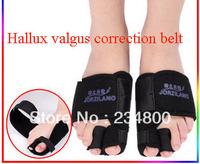 One Pair Big Toe Bunion Healthy Night Splint Straightener Foot Pain Relief Hallux Valgus Foot Massager tool  Free Shipping