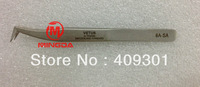 FREE SHIPPING High Quality VETUS 6A-SA 2pc/lot 115mm Electric Tweezer,Cleanroom ESD Tweezer,Anti-static Tweezers