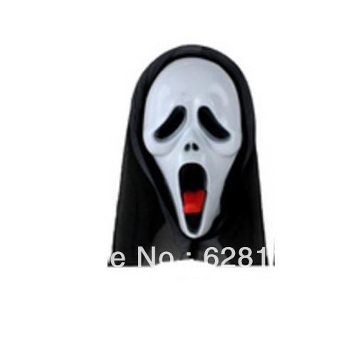 Monolithic Halloween mask the whole person Monolithic devil mask scream mask horror skull masquerade masks(China (Mainland))