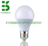 Free shipping 8pcs/lot, 7W SAMSUNG 5630 E27 LED Global bulb, 560lm,220vac, Equivalent 60w incandescent.