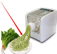 Digital fully-automatic household fully-automatic pasta machine electric dumpling skin machine