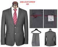 Hot Sale!!! 2014 New Mens Brand Formal Dress Suit Fashion Business Suits Party Dress Wedding Tuxedo (Blazer+Pants) S-4XL