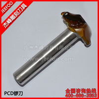 12*32D PCD Router Bits For Furniture/Diamond Router Bits/PCD Cutting Tools/PCD Engraving Bits