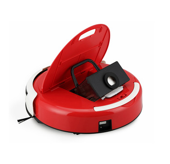 New 100V-240V Y4040C Intelligent Automatic Robotic Intelligent Vacuum Cleaner Red  Fshow