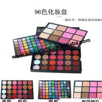 12pcs/lot , 96 color eyeshadow blush concealer lipgloss makeup set palette wholesale
