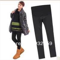 Free Shipping Maternity Pants, Plus Size High Waisted, Leisure Clothes For Pregnant Women Wear, Thicker Leggings Winter