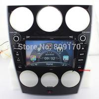 Car DVD Head Unit for Mazda 6 2006 2008 2010 2012 with GPS Radio Canbus TV,Optional DVR,Russian menu,Free 4GB Navitel IGO Map