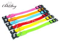 Luminous pet collar teddy the dog luminous collar neon chaplains pet supplies