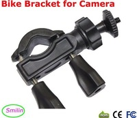Free Shipping High Quality ABS Bike Bracket Motorcycle Holder for Sport Camera AEE SD20 Bicycle Mount for Digital Camera Gift