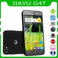 "IN STOCK Jiayu G4T Quad Core 3G Smartphone MTK6589T 4.7"" IPS Screen 1GB RAM 4GB ROM Android 4.2"