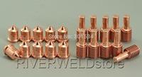220669 Electrode, 45 Amp & 220671 Nozzle,45Amp Plasma Cutter Consumable 20PK