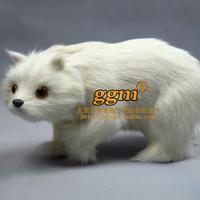 Plush small crafts fur decoration derlook photography props model