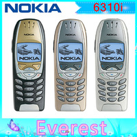 Original Nokia 6310i Mobile Phone Unlocked cell phone    simple set  Free shipping