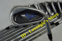 JPX 825 Golf Irons With Ture Temper Dynamic Gold R300 Steel Shafts Golf JPX825 Irons Clubs #456789PGS