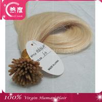 Straight brazilian virgin hair weave  virgin brazilian straight virgin human hair weave free shipping i-tip hair white women