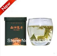 50 g China West Lake Longjing Tea, Longjing, 2013 Fresh Tea, Tea Farmers Direct Selling, Free Shipping