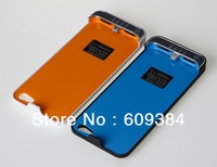 New Christmas Present 2200mAh Backup Battery Case for iPhone 5 Portable Backup External Battery charger for iPhone5