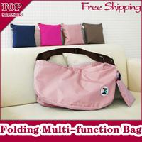 Free shipping Fashion Folding Unisex Iconic Multi-function Travel Shoulder POWERSLIDE Bag Sports Leisure  Messenger Bags