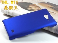 New arrival ! Frosted surface hard case for THL w11 2013 items New wholesale pc hard high quality w11 cases