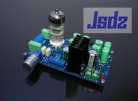 New Tube 6N3 Buffer Audio Preamplifier Pre AMP Kit For DIY kit
