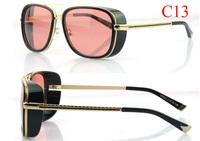 High Quality Generic M3023 Sunglasses men brand designer Metal Frame sunglasses Bulk Wholsale 20pcs/Lot DHL Free Shipping