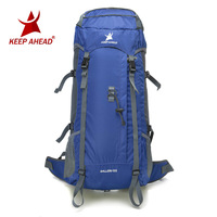 Professional mountaineering bag,With the back support ,Rain cover,waterproof men's women's  travel sports bags,Brand quality