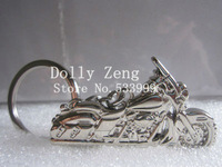 New Zinc Alloy Keyring Key Chain Key Ring For Harley Davidson Motorcycle Shape