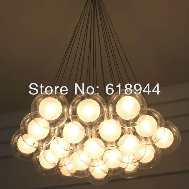 ... mode glazen hanglampen art deco, g4 led lamp woonkamer restaurant