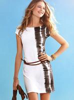 vestidos de fiesta real autumn -summer Fashion Women's Summer T Shirt Dress Cool Drop Shipping LC2544 clearance sale