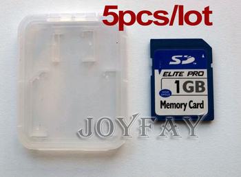 5pcs/lot 512MB 1GB 2GB 4GB 8GB 16GB 32GB 64GB 128GB OEM SD Secure Digital Memory Card High Quality