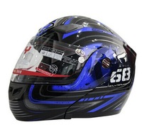 Free shipping motorcycle helmet flip up Racing Motorcycle Helmets,  casco modular casco de motocicleta YH-936-R6  Free shipping