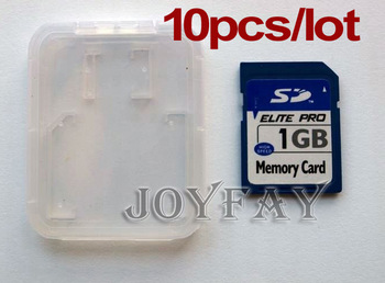 10pcs/lot 512MB 1GB 2GB 4GB 8GB 16GB 32GB 64GB 128GB OEM SD Secure Digital Memory Card  Free Shipping Wholesale