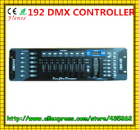 100% new 192 DMX controller, stage lighting controllers DJ equipment DMX Console