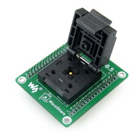 GP-QFN32-0.5-B # QFN32 MLF32  Enplas IC Test Socket Programming Adapter 0.5mm Pitch with QFN-32(40)BT-0.5-02