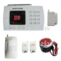 99 zones Wireless Home Security Burglar pstn  Alarm System with Auto-dial