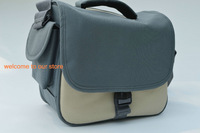 Free shipping Waterproof Cover DSLR Camera Case Bag for  Nikon D3100  D90 D600 D4 D7000D3200 D300S D5100 GRAY COLOR  PHOTO  BAG