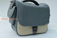 Free shipping Waterproof Cover DSLR Camera Case Bag for  Nikon D3100  D90 D600 D4 D7000D3200 D300S D5100 GRAY COLOR  PHOTO  BAG