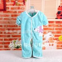 5pcs/lot Wholesale Baby spring underwear set newborn creeper 100% cotton infant clothes free shipping clothing set
