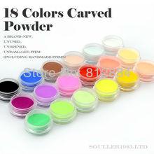 popular powder nails