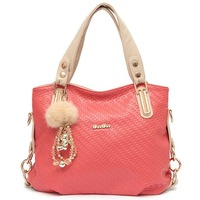 Hot 2013 HOLLYWOOD Hot Sale Fashion Super Star Handbag Women Shoulder handbags bags Ladies PU Leather Bag